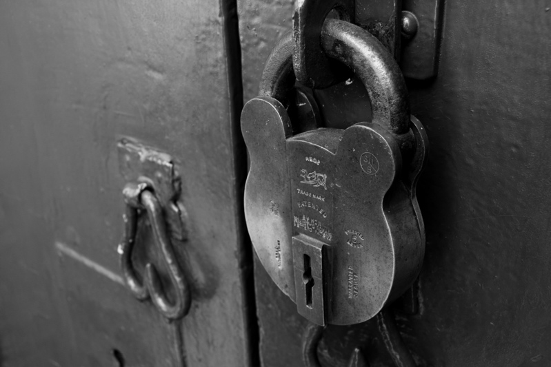 """Lock"" by Lok Leung is licensed under CC BY-NC-ND. http://www.flickr.com/photos/xserve/368758286/"