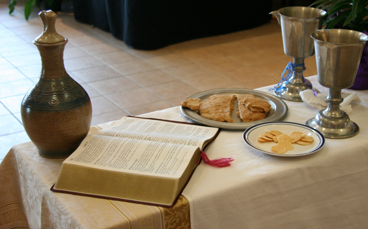 Holy Communion in the Lutheran Tradition