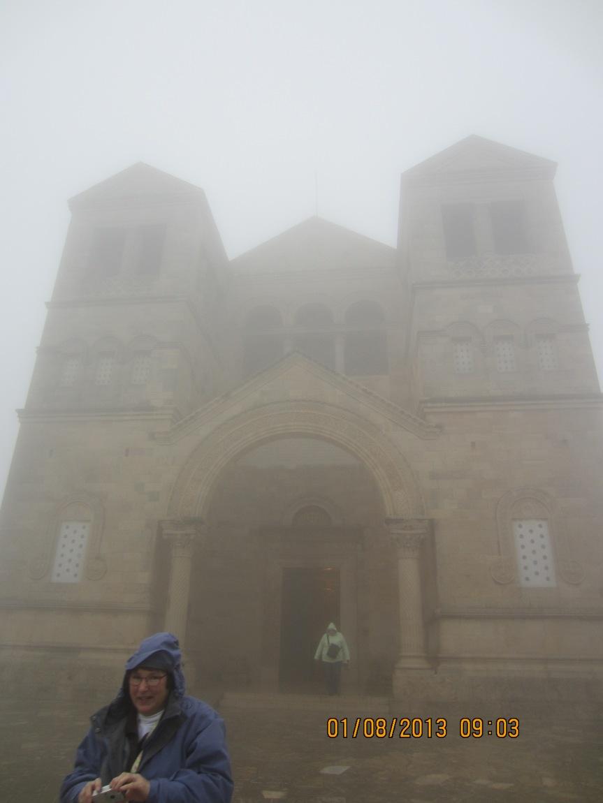 Sermon–March2, 2014–Transfiguration A