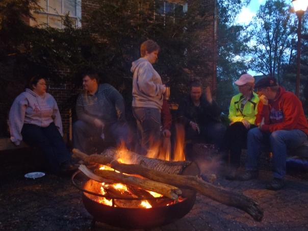 Seminary Campfire