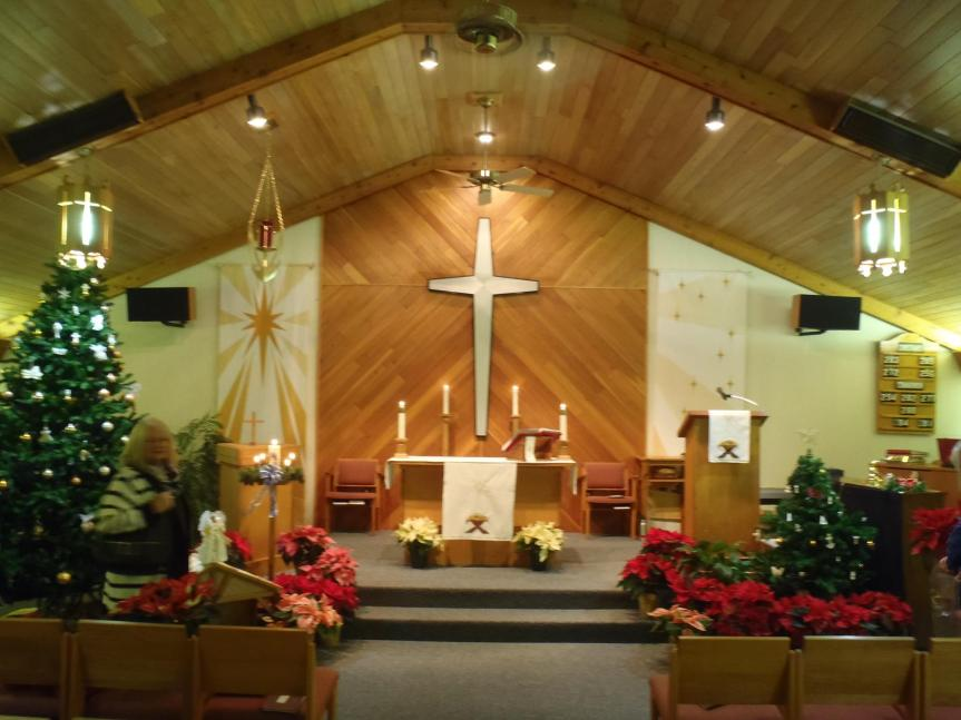 Sermon – December 24, 2014 – Nativity